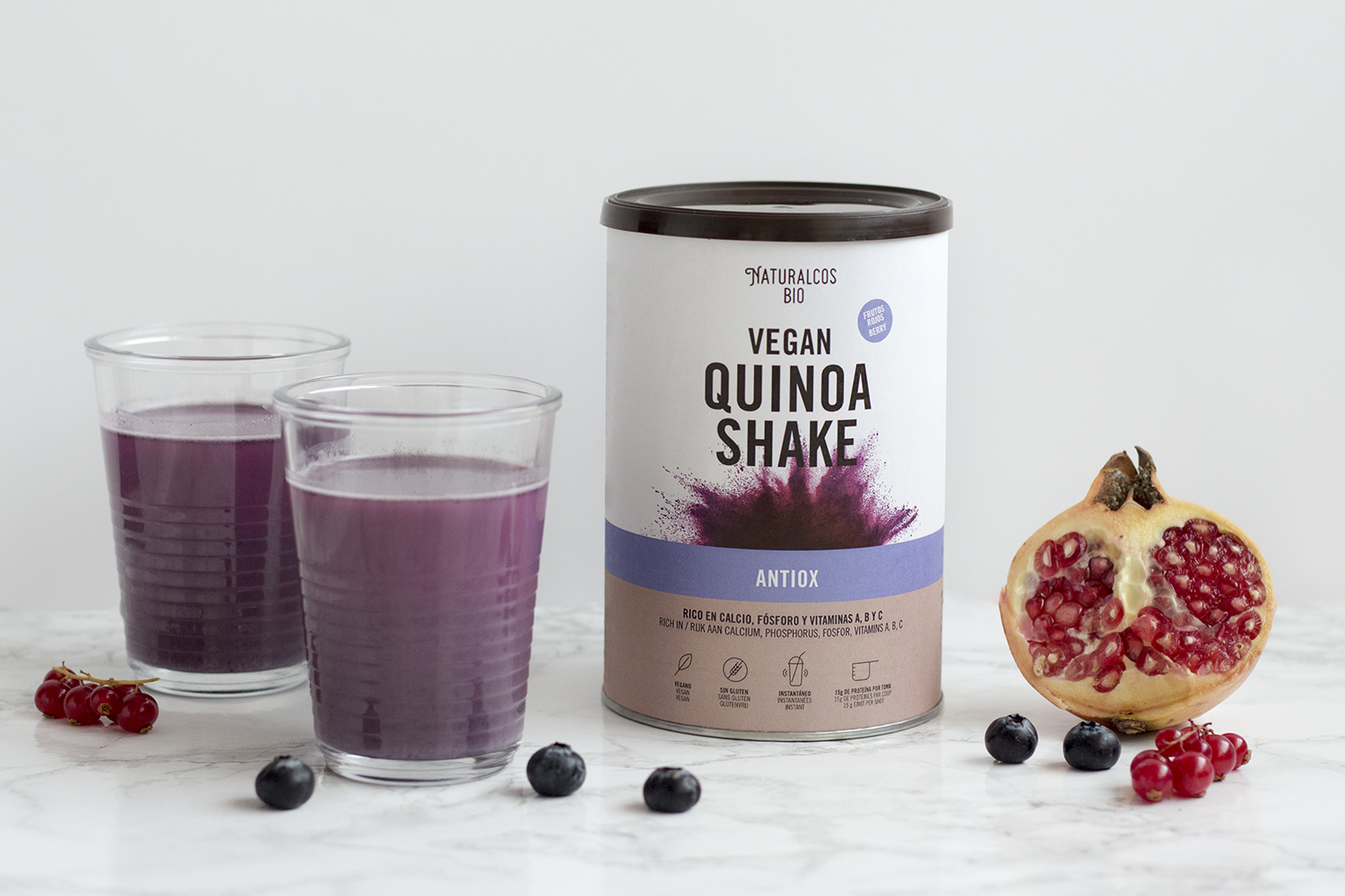 Antiox Smoothie Berry Booster